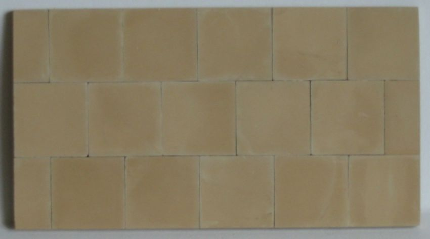 Standard Stone Paving - Dolls House